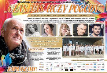 Już 20-22 sierpnia w Rzeszów - stolica innowacji odbędzie się Carpathia Festival - Rzeszów