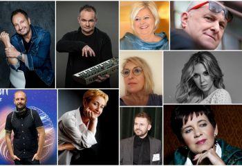 """Jury Festiwalu Piosenki """"Carpathia Festival"""" – Rzeszów 2021"""